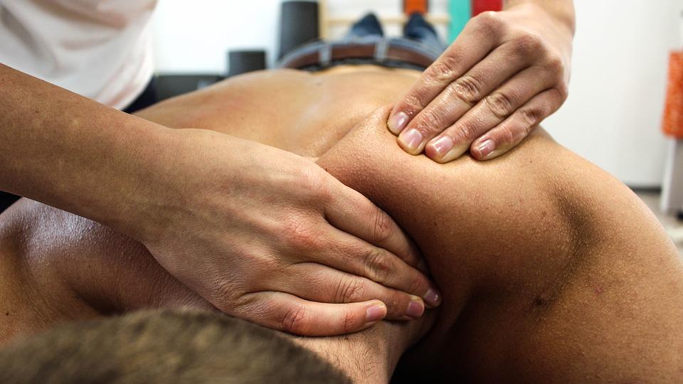 Slastná masáž