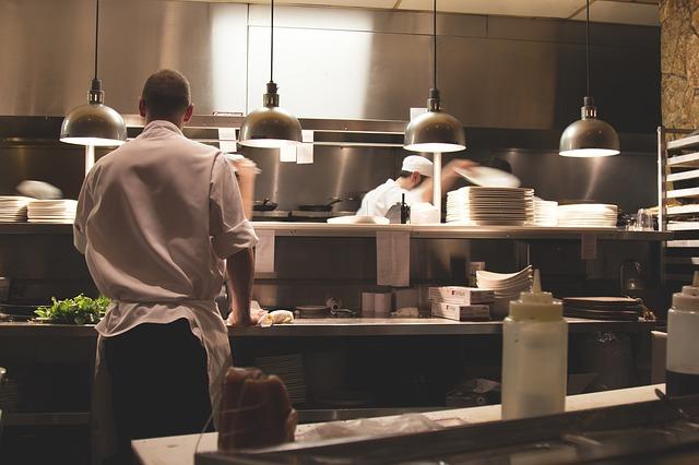 kuchaři restaurace