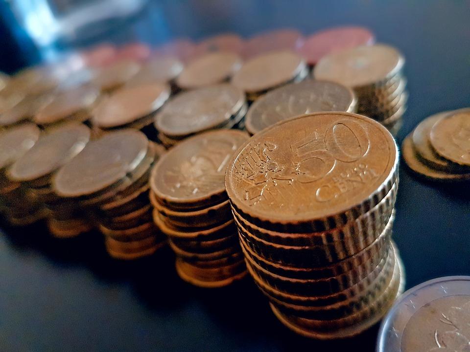 uspořádané centy
